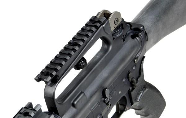 ตัวแปลงรางหูหิ้ว M16 / AR