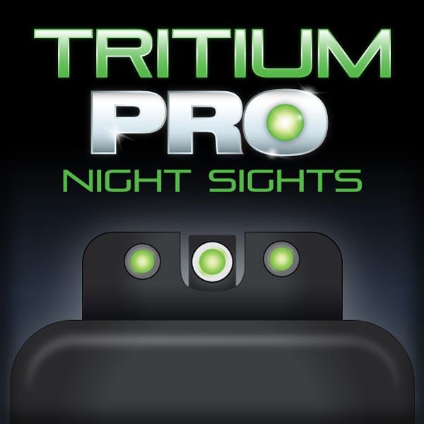 ศูนย์หน้า-หลัง Truglo Tritium Pro Glock