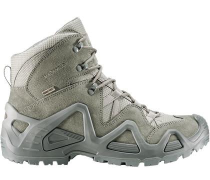 รองเท้า Lowa Zephyr GTX Mid Boots สีเขียว