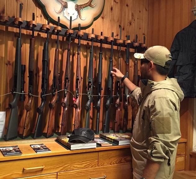 เรียนยิงปืน Private : Rifle Principle 2 Days