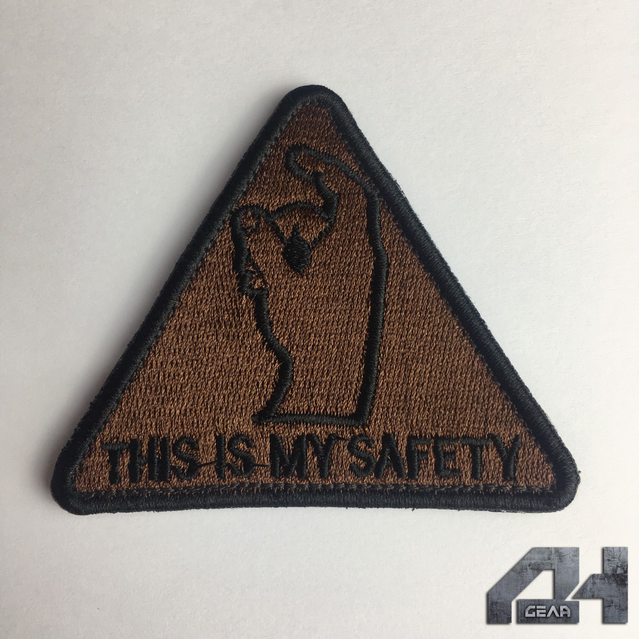 AH-Patch This is my safety