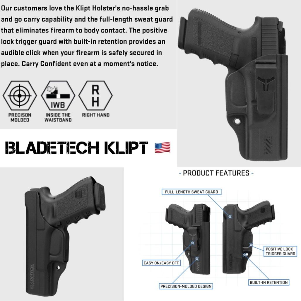 Bladetech Klipt G.19/23