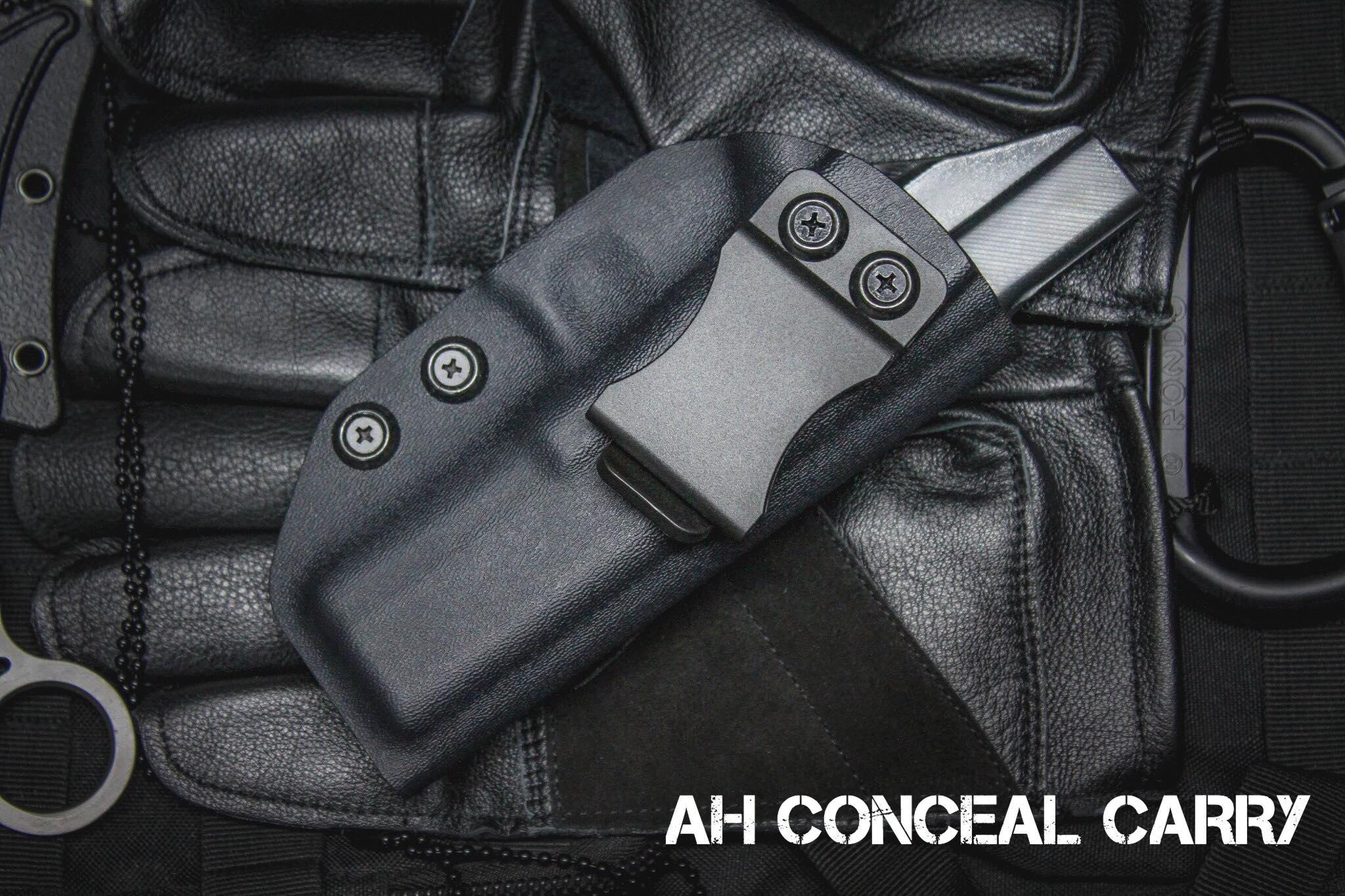 ซองพกซ่อน G19 AH Conceal Holste