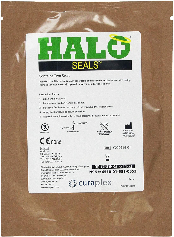 HALO Chest SEALS