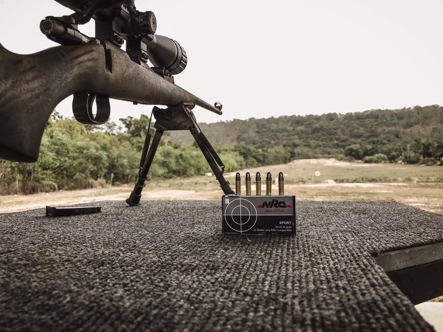 เรียนยิงปืน Private : Rifle Rimfire