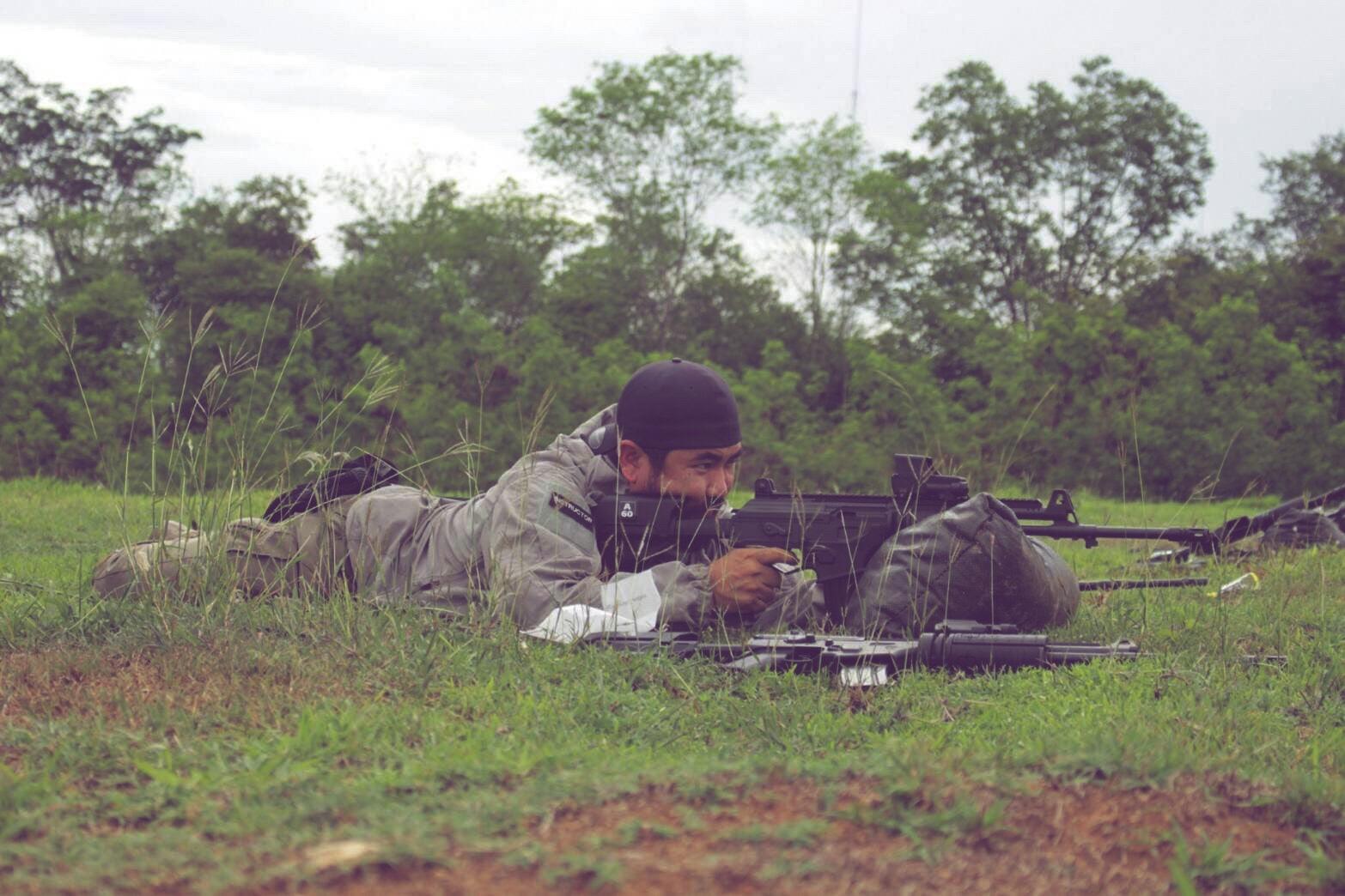 เรียนยิงปืน Private : Rifle Principle 1 Days