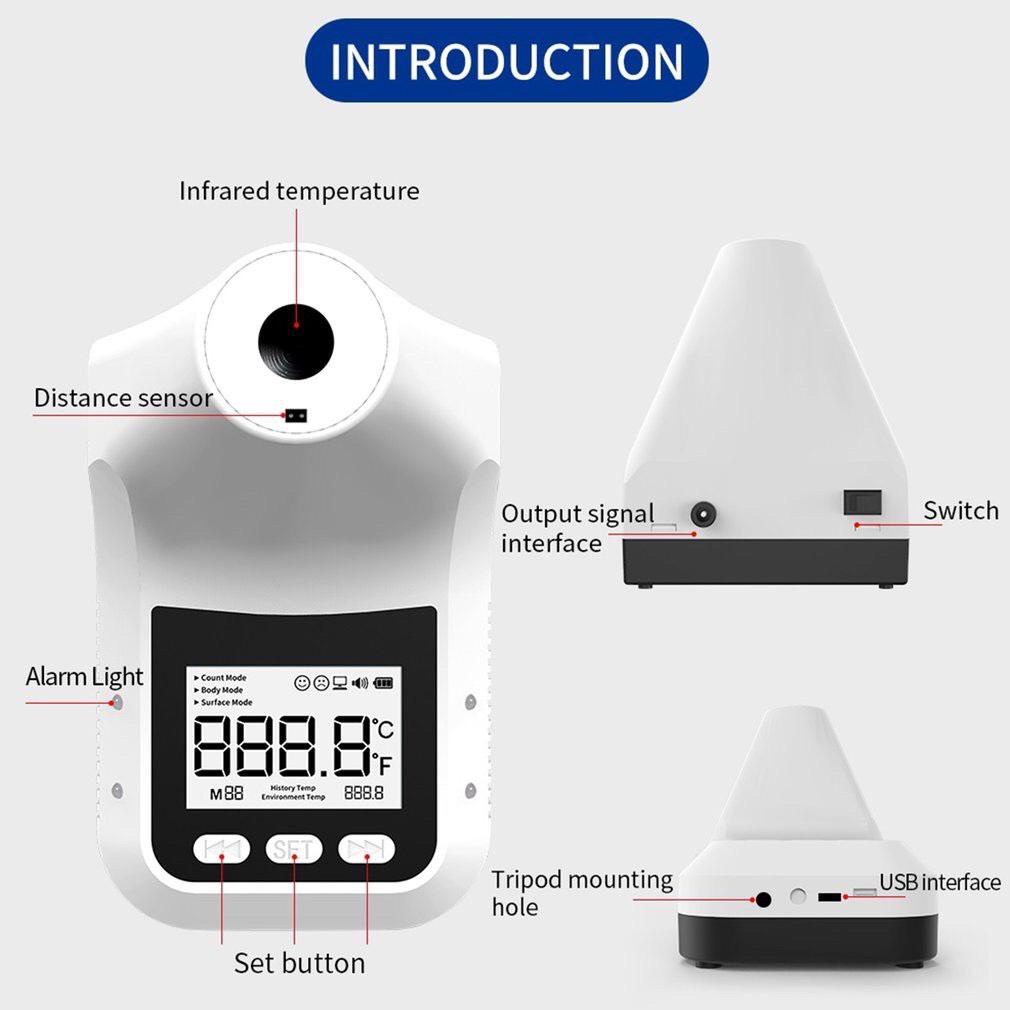 เครื่องวัดอุณหภูมิ อินฟาเรด K3Plus