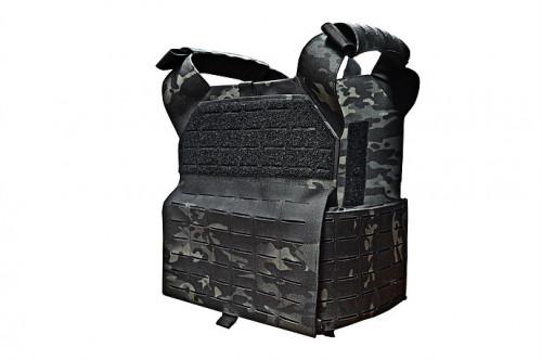 Limited Edition ETO Plate Carrier Multicam Black