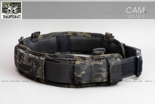 Pantac Duty Belt Multicam Black