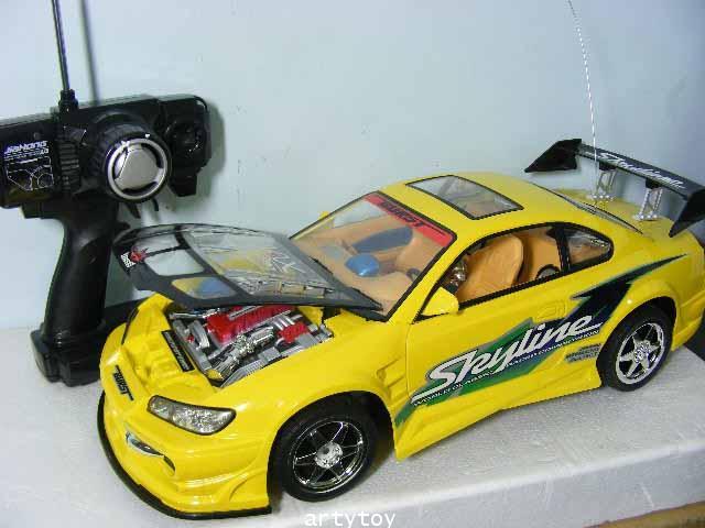 รถสปอร์ตโมเดลบังคับวิทยุ Sport Turbo Pro  Scale 1:10 เร็ว แรง ตั้งโชว์ได้