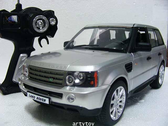 รถบังคับ Range Rover Sport Scale 1:14 งานโมเดล สวยทั้งภายนอกและภายในรถ