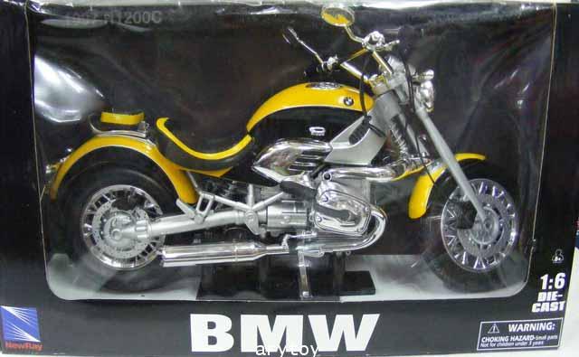 รถโมเดล BMW 1997R 1200cc. Scale 1:6