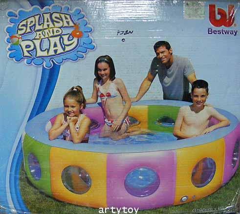 สระนำเป่าลม SplashPlay (FJBN)