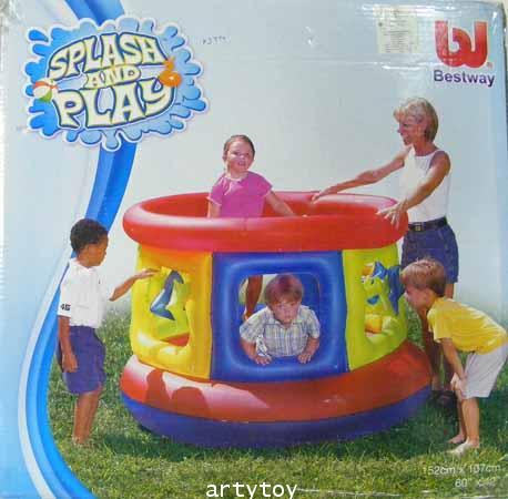 บ้านเป่าลม SplashPlay (FJTN)