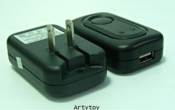 ตัวแปลงจากชาร์ต USB เป็นชาร์ตไฟบ้าน  สำหรับคอปเตอร์จิ๋วทุกรุ่น