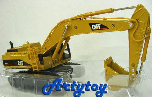 โมเดลก่อสร้าง  CAT  365B L SeriesII Hydraulic Excavator Scale1:50 (UBNB)