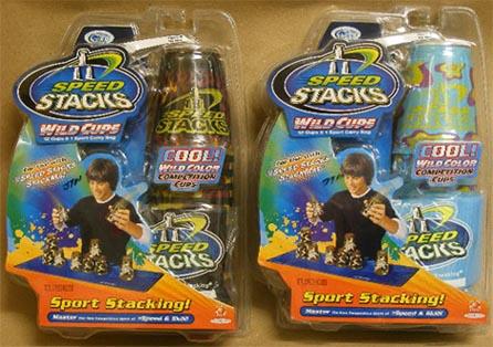 Speed Stacks ชุดมาตรฐานสำหรับแข่งขันระดับโลก ช่วยฝึกสมาธิและความว่องไวให้กับผู้เล่น