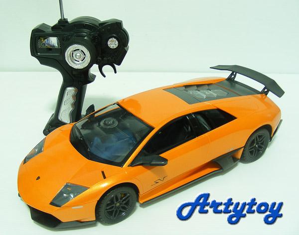 รถซุปเปอร์คาร์ Lamborghini Scale 1:14 งานโมเดล สวยเหมือนจริงทั้งภายนอกและภายในรถ
