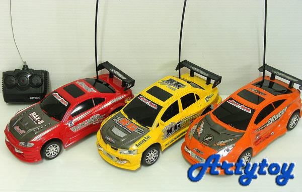 รถเก๋งสปอร์ตบังคับ Street Racer 1:20 งานสวย เล่นดี มีไฟหน้ารถ