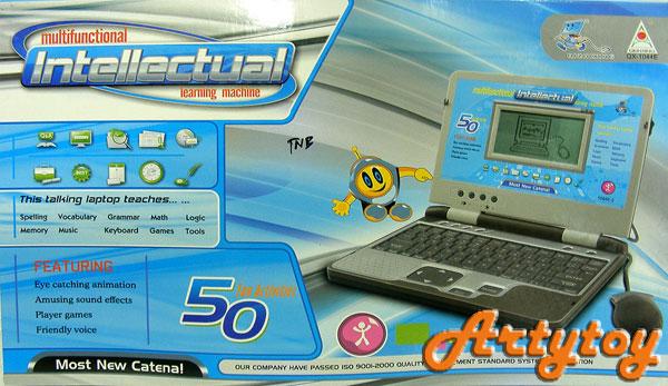 Multifunctional learning Machine  โน๊ตบุ๊คอัจฉริยะสำหรับเด็ก อัดแน่นด้วยคุณภาพถึง 50 ฟังก์ชั่น