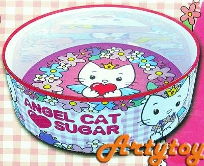 สระน้ำขอบตั้ง Angel Cat Sugar ขนาด 4 ฟุต