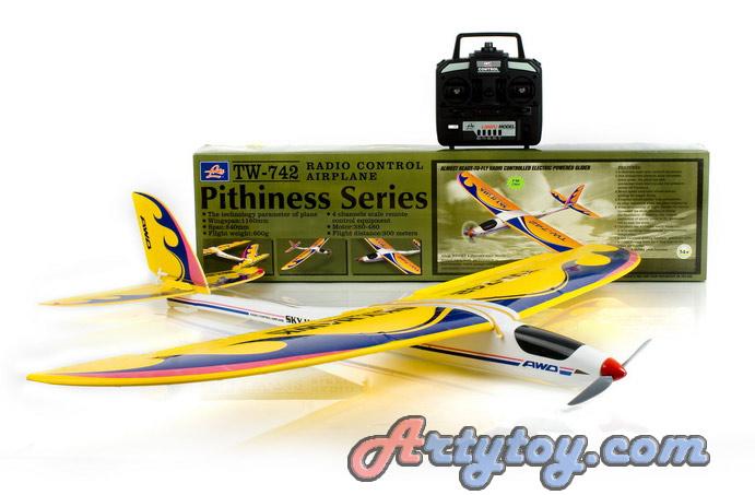 เครื่องบินบังคับ 4CH Pithiness Series TW-742