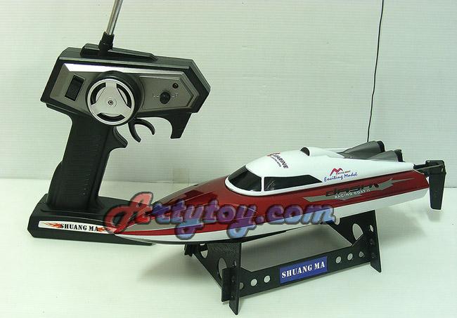 เรือบังคับ Servo รุ่นDash Racing Boat No.7009 (ZLNB)