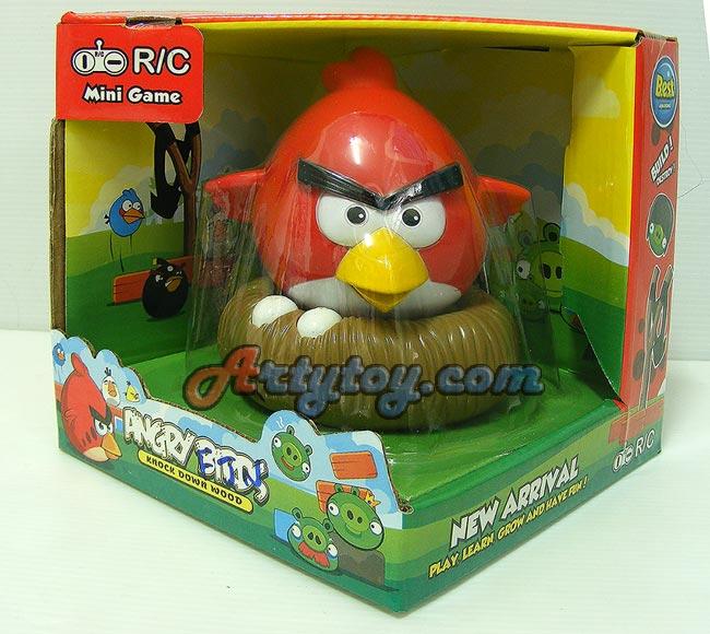 มาใหม่!!  Angry Bird บังคับวิทยุ