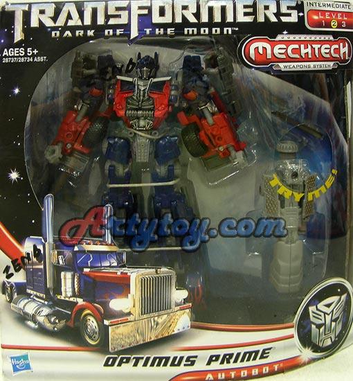 Transformers  Dark of The Moon : Mechtech : Optimus Prime
