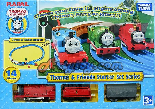 ชุดรถไฟ ThomasFriend Starter Set Series (TBN)