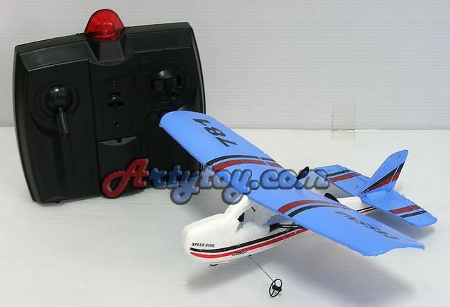 เครื่องบินบังคับระบบอินฟราเรด CESSNA TW-781 (IBN)ลำเล็กบินง่าย เล่นในบ้าน นอกบ้านได้