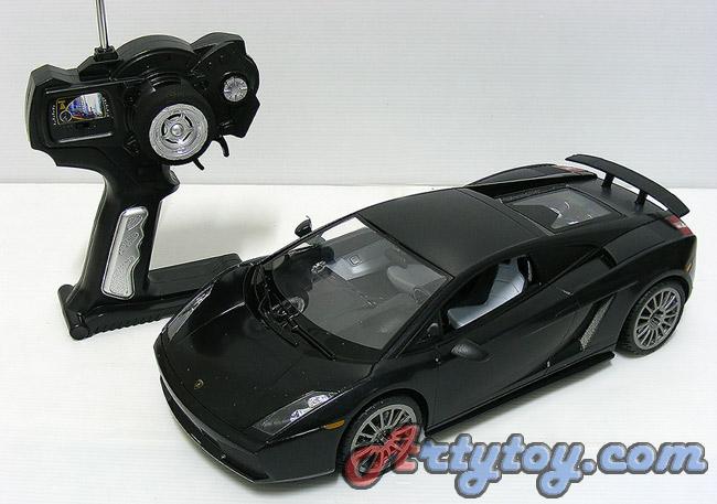 รถสปอร์ตบังคับ Lamborghini Superleggera Scale 1:14 (IAN) สวยสมจริงทั้งภายนอกและภายในรถ