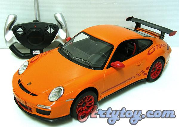 รถสปอร์ตบังคับ Porsche 911 GT3 RS Scale 1:14 (IAN) งานโมเดลบังคับได้ สวยสมจริงทั้งภายนอกและภายในรถ
