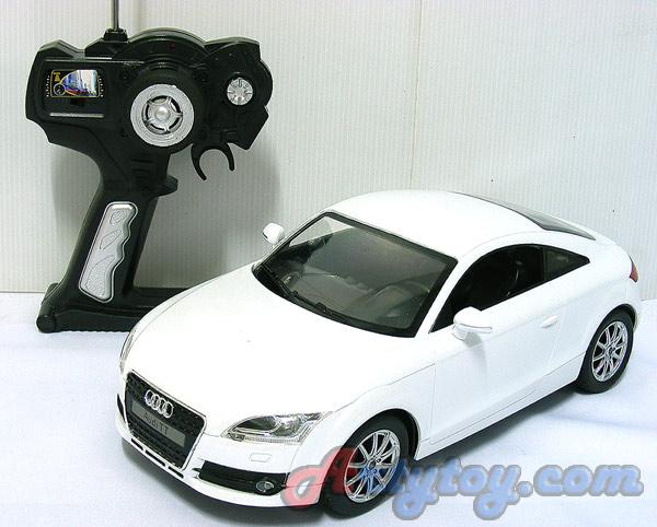 รถบังคับ Audi TT Scale 1:14 (IAN) สวยสมจริงทั้งภายนอกและภายในรถ