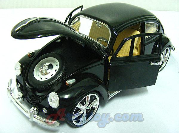 Volkswagen Beetle Racing Superior 1968 (ILN) รถเหล็กโมเดลโฟร์คสวาเกน บังคับวิทยุ Scale 1:18