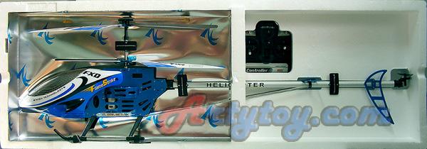 FXD Jumbo  A68690 (FAPN) คอปเคอร์ 3.5CH ความยาว 125 ซม. มีGyro บินดี