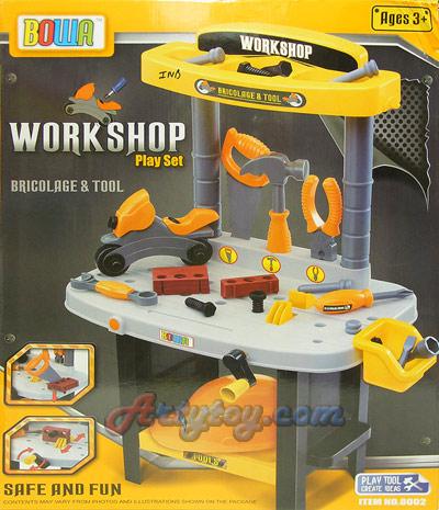 Work Shop(INB) ชุดเครื่องมือช่างชุดใหญ่ สำหรับคุณหนู