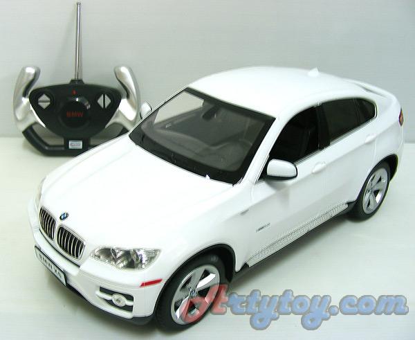 รถบังคับ BMW X6 Scale 1:14 (IAN) สวยสมจริงทั้งภายนอกและภายในรถ