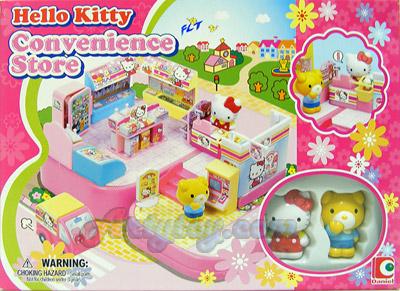 Hello Kitty ชุด Convenience Store 50019 (FLT)