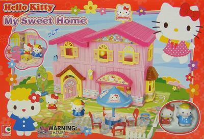 Hello Kitty ชุด My Sweet Home 50041 (JLT)