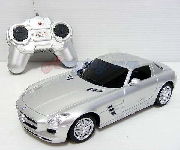 Mercedes-Benz SLS AMG (UFN) งานโมเดลขนาดเล็ก Scale1:24 งานสวยเหมือนจริง