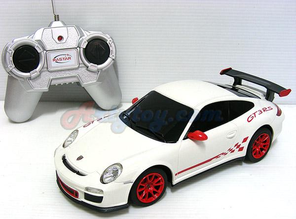 Porsche GT3 RS (UFN) งานโมเดลขนาดเล็ก Scale1:24 งานสวยเหมือนจริง