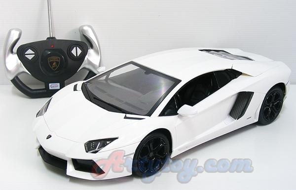 รถซุปเปอร์คาร์ Lamboghini Aventador Scale 1:14 (TJN) สวยสมจริงทั้งภายนอกและภายในรถ