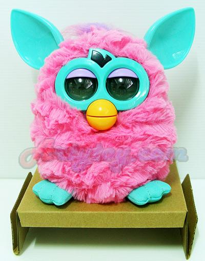 Furby ของแท้ สีชมพูสุดสวย น่ารักน่าเล่น  สามารถโหลด App. มาเล่นกับเจ้าสัตว์เลี้ยงยอดนิยมได้ครับ