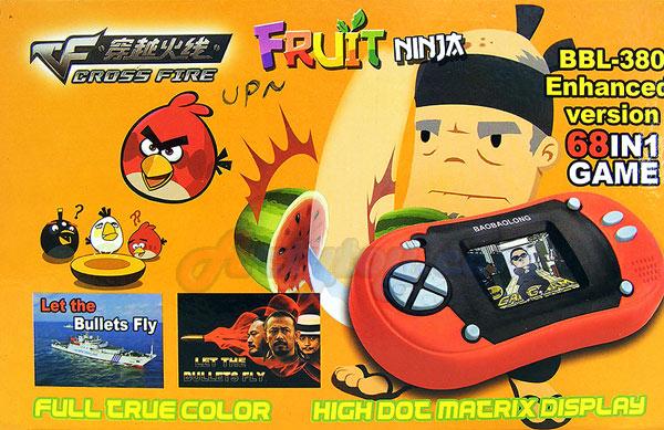 เกมกด Angry Bird 3 (UPN) รวมเกมส์ฮิตมากกว่าเดิมเป็น 68 เกมส์