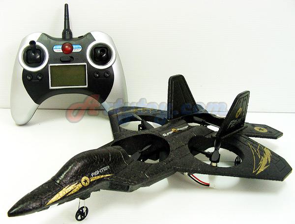 F2 Super Fighter (Prediator Ultimate Edition)   4 Axis Series (FULT) ระบบ 2.4GHz พร้อมหน้าจอขนาดใหญ่