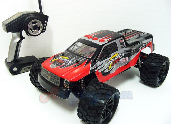 Terminator  Scale 1:12 Electric RTR (FTNB) บิ๊กฟุตไฟฟ้า 2WD สายพันธุ์ใหม่ จากค่าย WL Toy