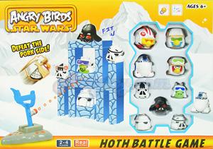 Angry Bird Star Wars (FIT) ฉากภูเขาน้ำแข็ง  มาในรูปแบบของจริง สามารถจัดฉาก และยิงเล่นได้เหมือนในเกมส