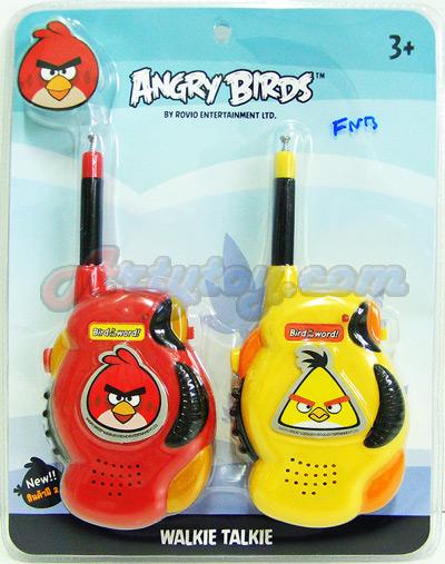 Walkie Talkie  Angry Birds (FNB) สินค้าลิขสิทธิ๋์แท้  สามารถคุยเล่นได้จริง