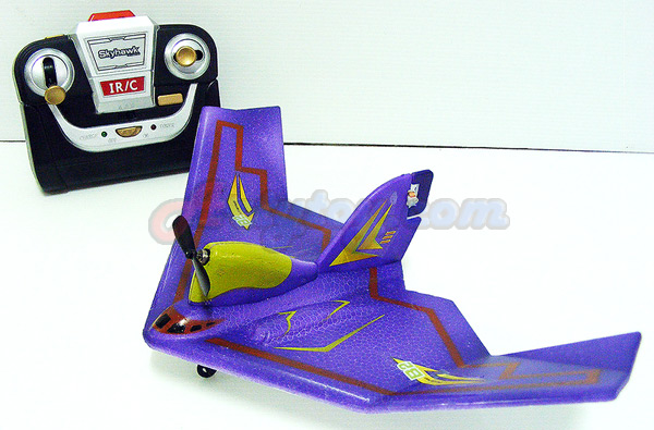 Skyhawk (IUT) เครื่องบินบังคับ Indoor 2CH ลำเล็กเล่นง่ายได้ทุกที่